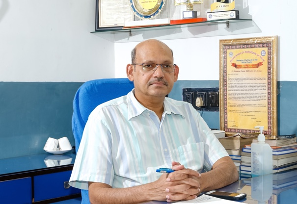 Dr  Prasanna Kumar Mishra